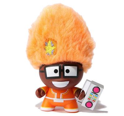 Kidrobot's DJ Lance Dunny