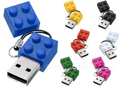 Building Block Flash Drive