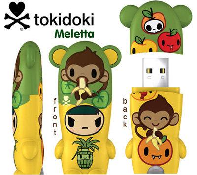 Green 'n' Yellow Meletta