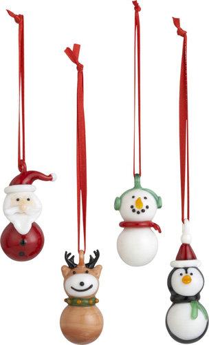 Santa and His Buddies Set