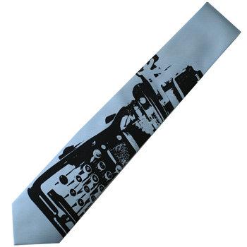Vintage Typewriter Tie