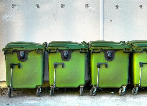 Proper Sorting and Disposing of Trash