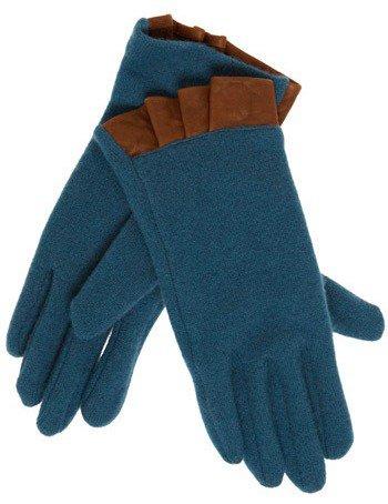 Teal City Gloves