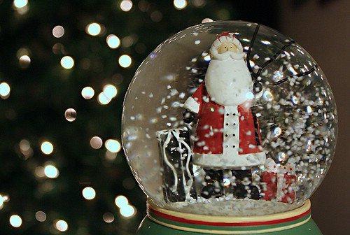 Picture Snow-globe