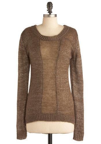 Morning Dew Sweater