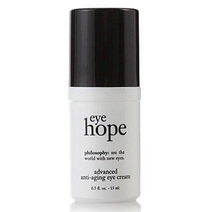 Crow's Feet: Philosophy Eye Hope