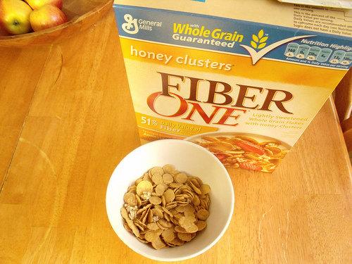 Fiber One Honey Clusters