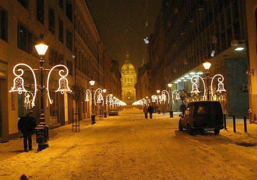 Hungry for a Hungarian Christmas?
