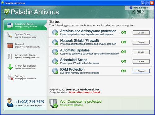 Install an Antivirus Program
