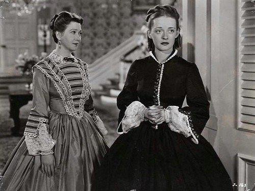 Bette Davis's Slender Waist