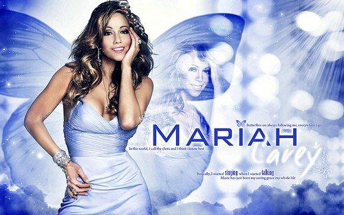 Mariah Carey's Endlessly Long Legs