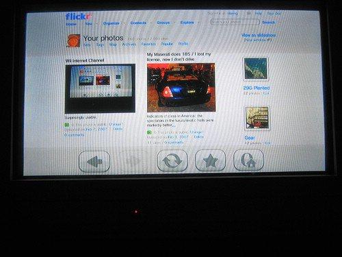 Wii Internet
