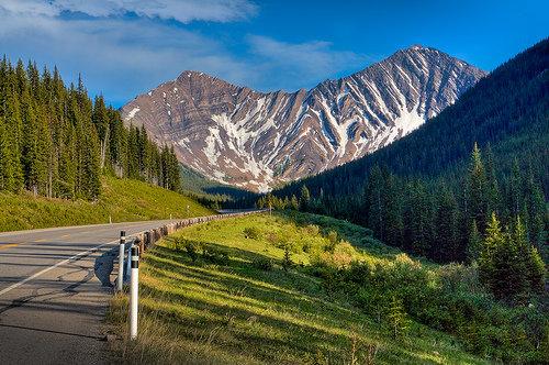 Go to the Mountains