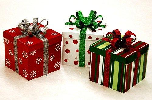 Set a Christmas Present Budget per Person