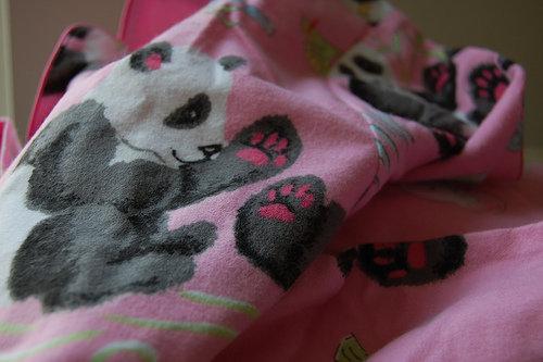 Wearing Pajamas during the Day