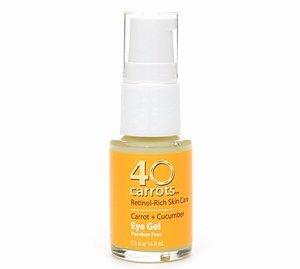 40 Carrots Eye Gel