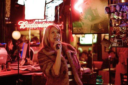Host a Christmas Karaoke Night