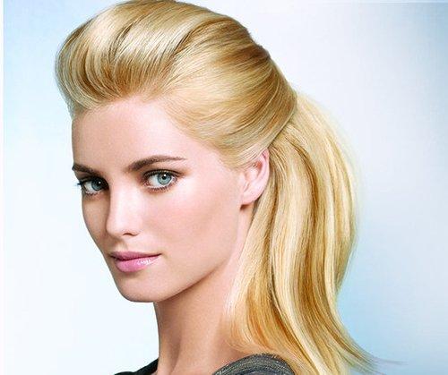 Sleek Hair (or Long Styles)