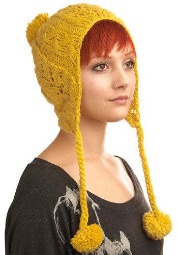 Amber Aura Hat