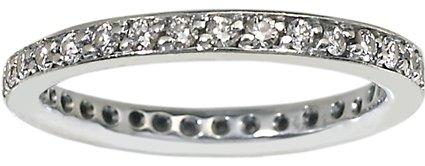 Pavé Diamond Eternity Ring
