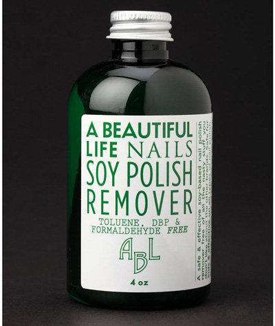 A Beautiful Life Soy Nail Polish Remover