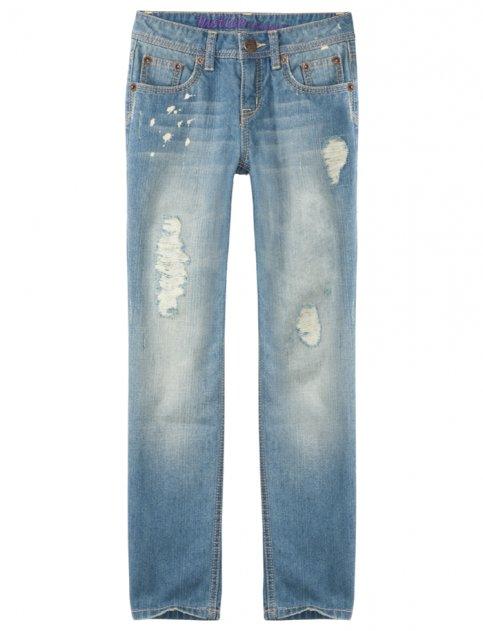 Justice for Girls Destroyed Skinny Jean