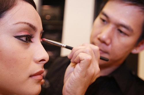 Do Your Friend's Makeup