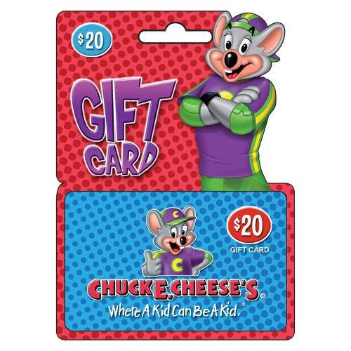 Chuck E. Cheese Gift Card