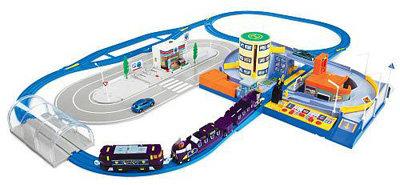 Tomica Mega Station Hypercity Set