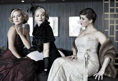 Old Hollywood Glamor