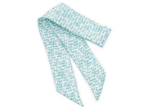 Tiffany Notes Scarf