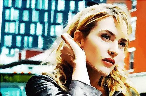 Kate Winslet & Sam Mendes