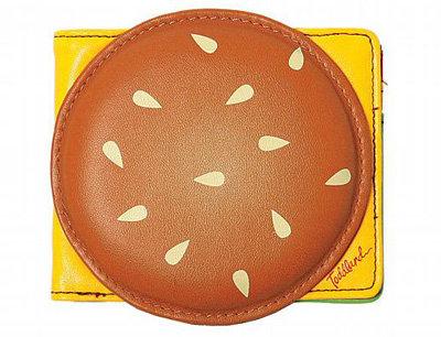 Toddland Cheeseburger Wallet