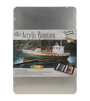 Royal Langnickel Acrylic Paint Set