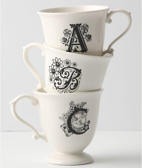 Monogrammed Mug, Missus