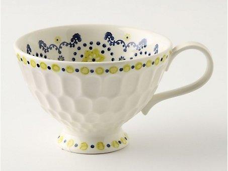 Pinched Mosaic Mug