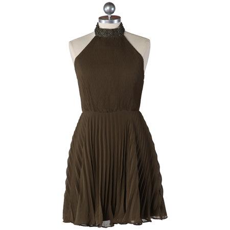 Ark & Co. Gatsby's Great Love Halter Dress