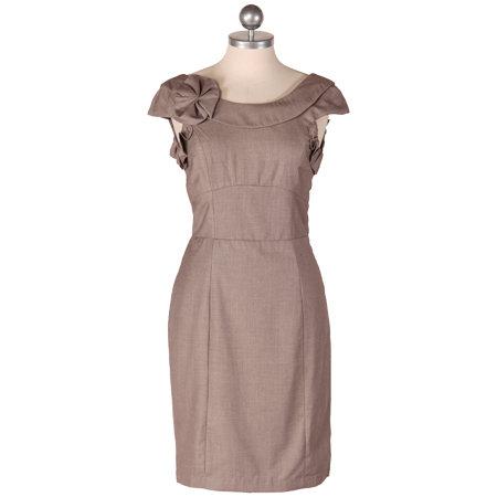 Moonlit Nights Grey Dress