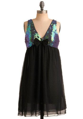 Barely Bashful Dress