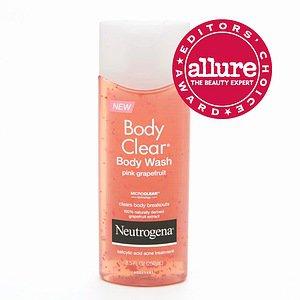 Neutrogena Body Clear Body Wash, Pink Grapefruit