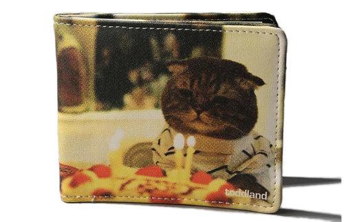 Toddland Kitty Birthday Wallet