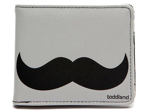 Toddland Moustache Wallet
