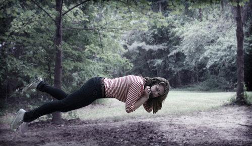 Barophobia – Fear of Gravity