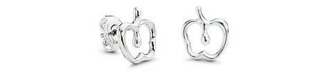 Tiffany Elsa Peretti® Apple Earrings
