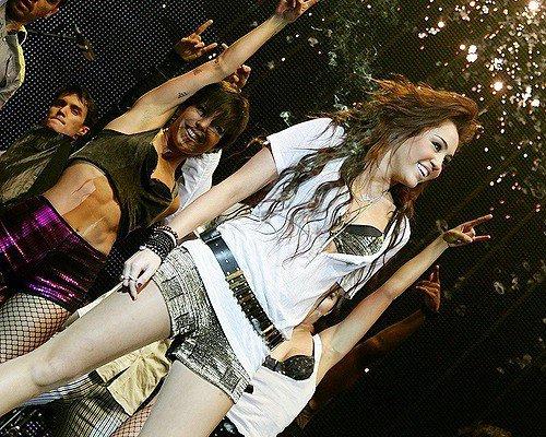 Miley Cyrus and Salvia