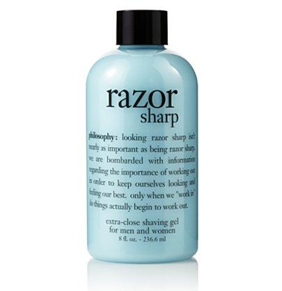Philosophy Razor Sharp Extra Close Silicone Shaving Gel