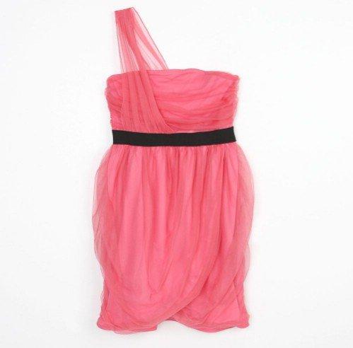 One Should Elastic Waist Dress