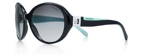 Tiffany Charms round Sunglasses