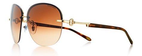 Tiffany Keys Aviator Sunglasses