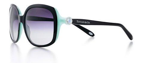 Tiffany Moonstone Rectangular Sunglasses